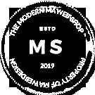 MAWeb Modern Shop Logo